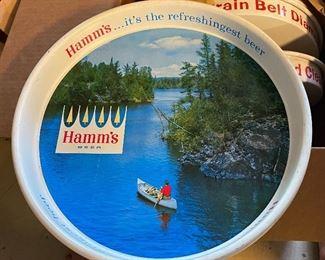 Mint Hamm's Tray