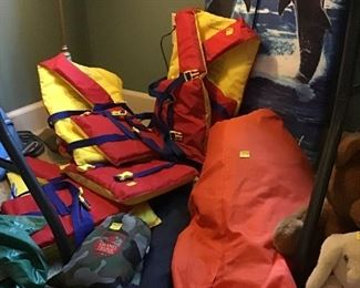Sports equipment,boating and camping