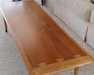 Lane MCM Acclaim coffee table Also have pair of matching end tables