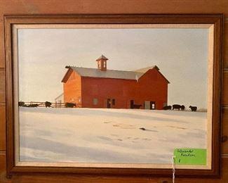 Oil on Canvas 24x18 Alexander Farnham Spectacular