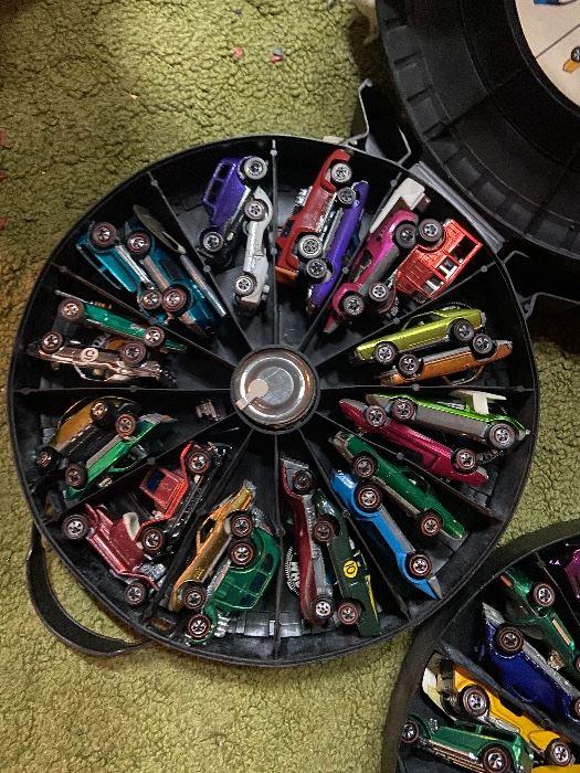 How Wheel Redlines in Wheel Case