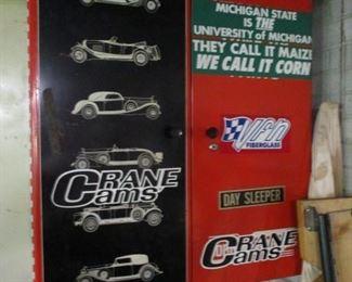 Automotive Cabinets