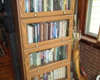 Barrister Book Case