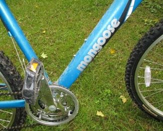 Men's Mongoose Bicycle