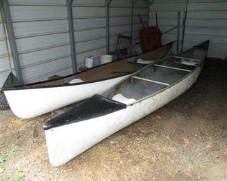 Fiberglass Canoes