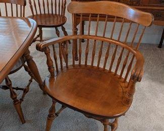 Nichols and Stone chairs