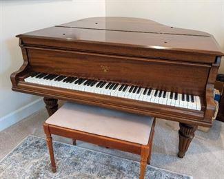 Fischer Grand piano