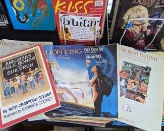 Disney music books