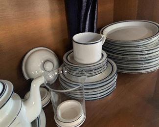 Dansk Blue Mist Collection $200