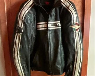 Ducati Dainese Leather Jacket - 1980's