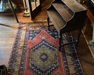 Fab tribal Yahyil Turkish Anatolian carpet