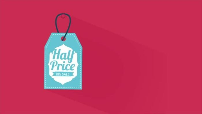 Half price day!  Most things will be half price today but some exceptions (items priced in red or marked firm) will apply. Come see us from 11-3:00!