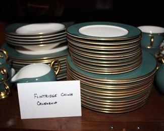 Flintridge Platinum Teal, 1964-72, California
