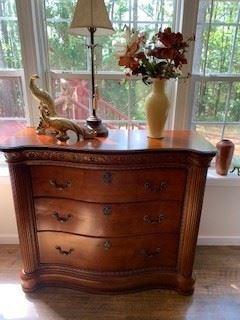Beautiful three drawer chest