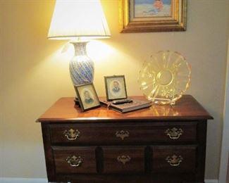 Maitland - Smith Lamp, Original Art