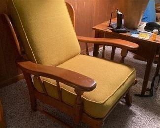 Heywood  Wakefield Winthrop Chair $600