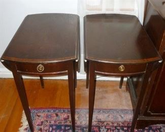 Matching drop-side tables