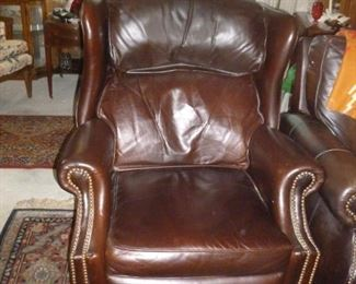Another beautiful leather chair