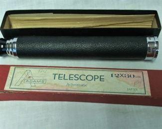Adams Telescope Japan