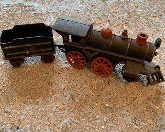 Antique cast iron. 1920's