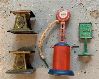 Our grandfathers played with toys like these.