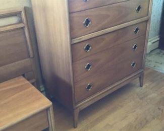 Kent Coffey ~bed frame ~night stand ~dresser