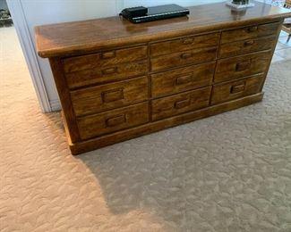 Dresser, high quality, wood