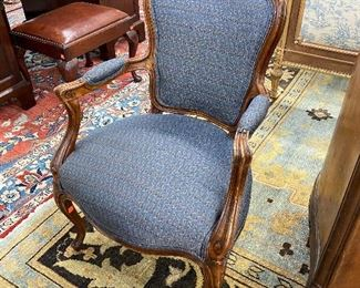 Petit French style armchair