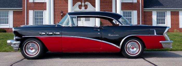 1956 2 door hardtop Buick  Special
