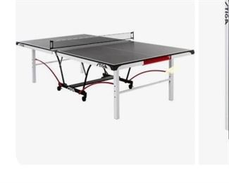 Ping Pong table - similar to picture