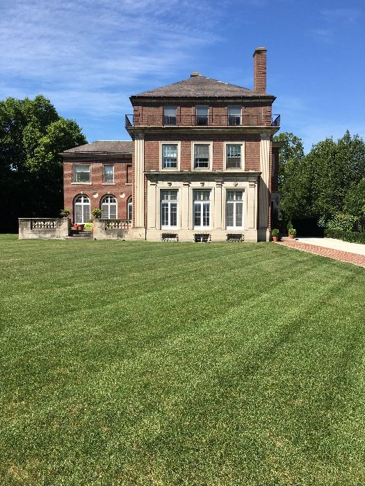 The Rosenwald Mansion in Hyde Park Chicago!