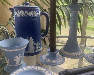 Wedgewood pottery