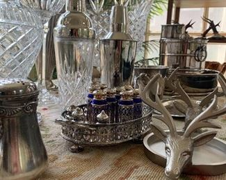 Sterling silver, British silver