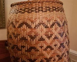 Early Cherokee? Basket  $300