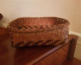 Cherokee ? Basket $125