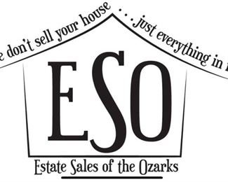 ESO Estate Sales of the Ozarks - Springfield's Number One Estate Sale Company!
