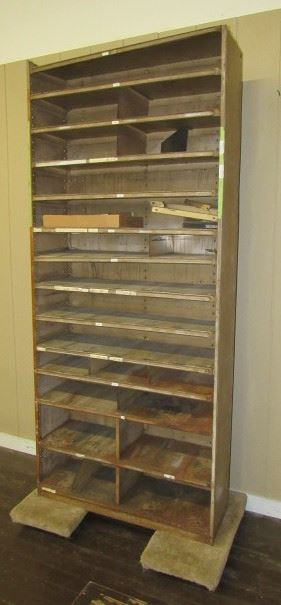 Metal Industrial Shelf