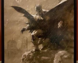 Batman over San 100 1