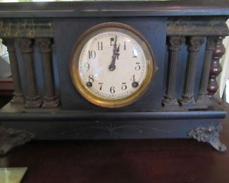 1930s Sessions Mantle Clock