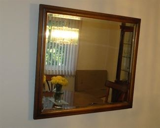 Dining Room Mirror $50