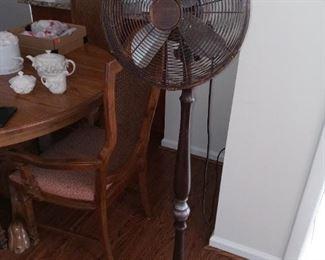 Retro floor fan, $35