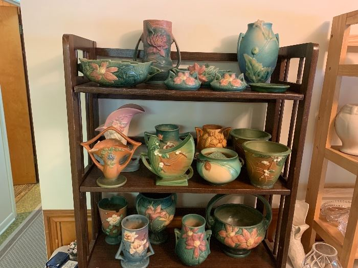 VERY NICE POTTERY COLLECTION