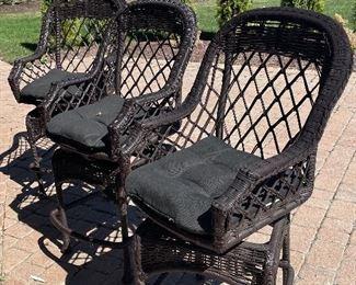 5 outdoor bar stools