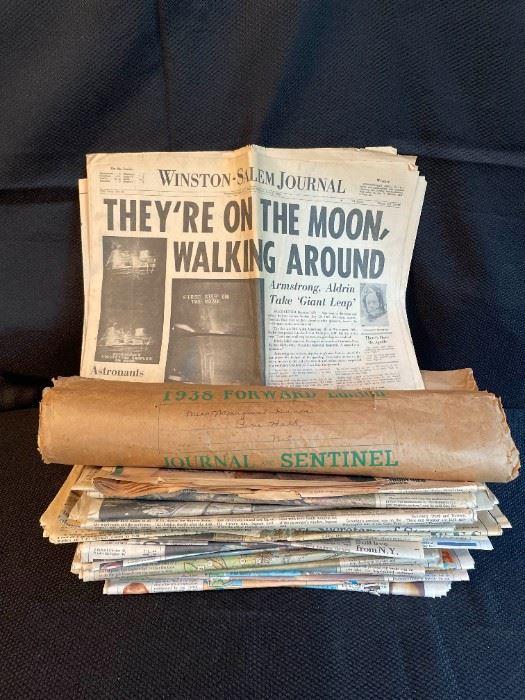 Moon Walk News