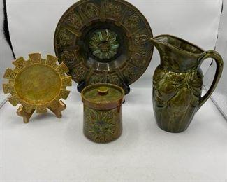 1970s Handmade Ceramics