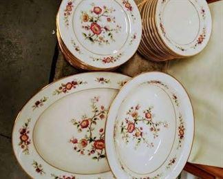 Fine China. Large set. Vintage.