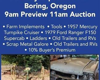JCA Auction