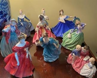 Royal Doulton Ladies
