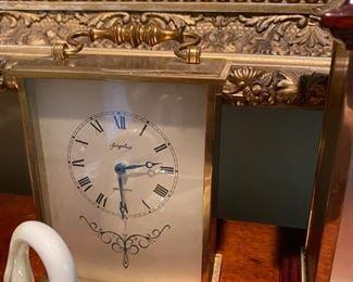 Angelus Carriage Clock