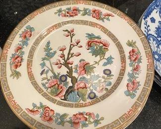 "Maddock"" plates set"